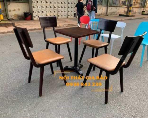 bàn ghế cafe ngoài trời tphcm